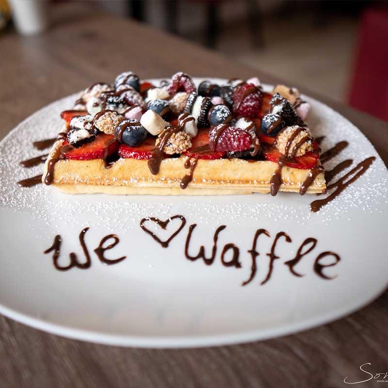 Waffle Crush Magdeburg